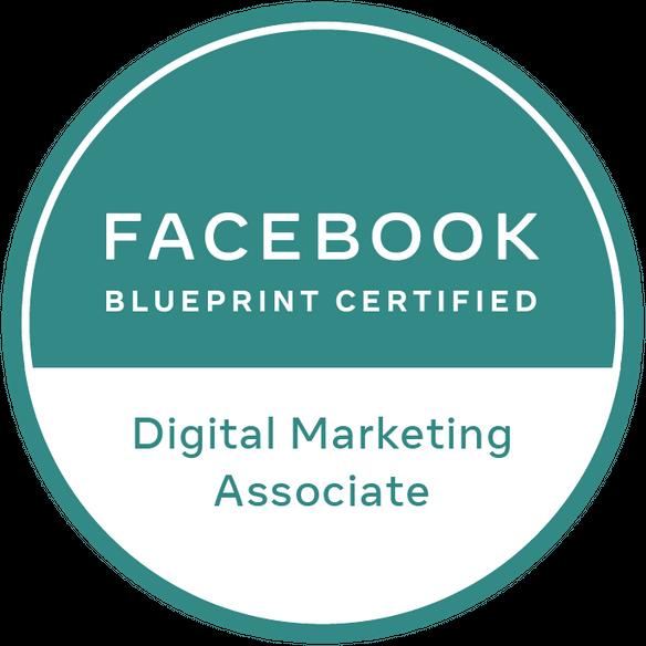 facebook certifcation asset