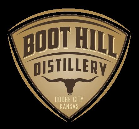 boothill distillery logo