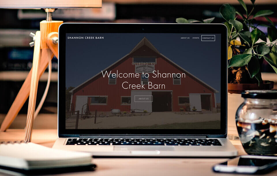 Shannon Creek Barn Launch
